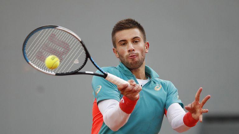 Андрей Рубльов срещу Борна Чорич на финала в Санкт Петербург