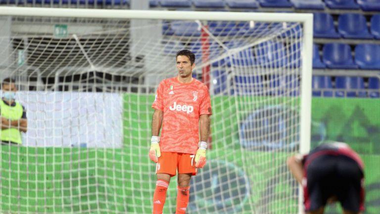 Буфон влезе в историята на Серия А