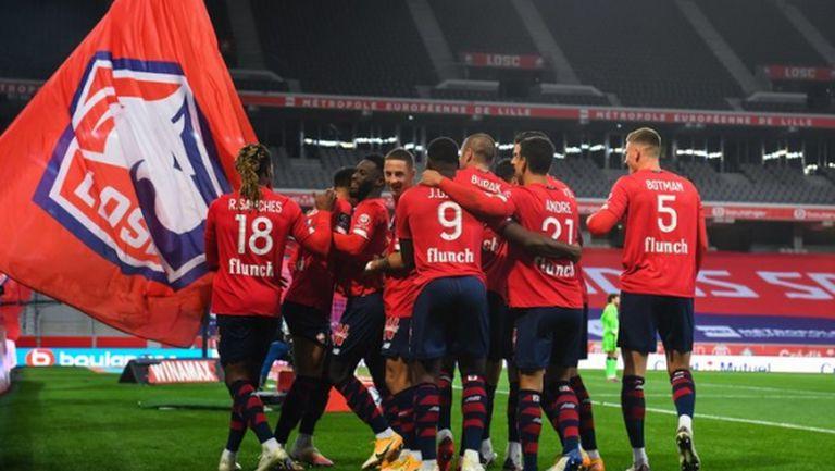 Лил разнищи Ланс в дербито на Северна Франция