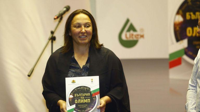 Евгения Раданова: Опитвам се да се наслаждавам на момента