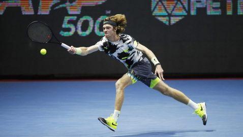 Невероятният Рубльов завоюва четвърта титла за сезона