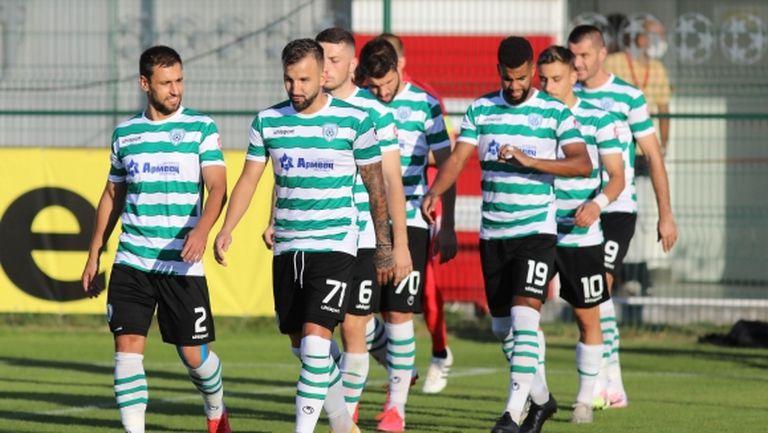 Родриго се завръща в групата на Черно море за Янтра