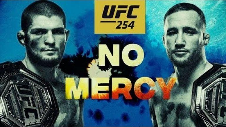 Официален трейлър преди UFC 254: Хабиб срещу Гейджи