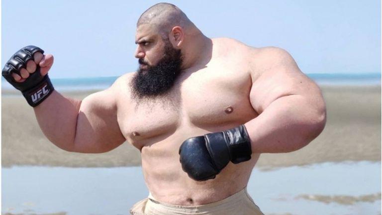 Иранския Хълк към Дейна Уайт: Дай ми шанс и ще убивам в UFC