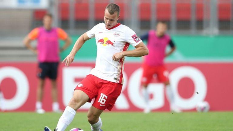 Защитник на РБ Лайпциг ще претърпи операция на коляното