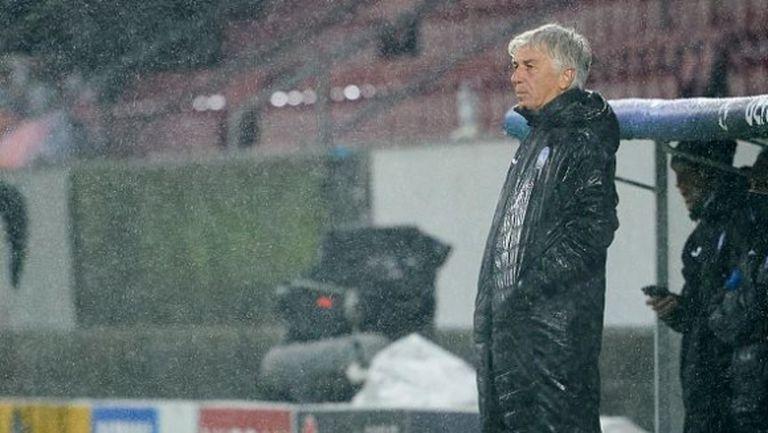 Гасперини: Много и хубави голове, чакаме мачовете с Ливърпул и Аякс