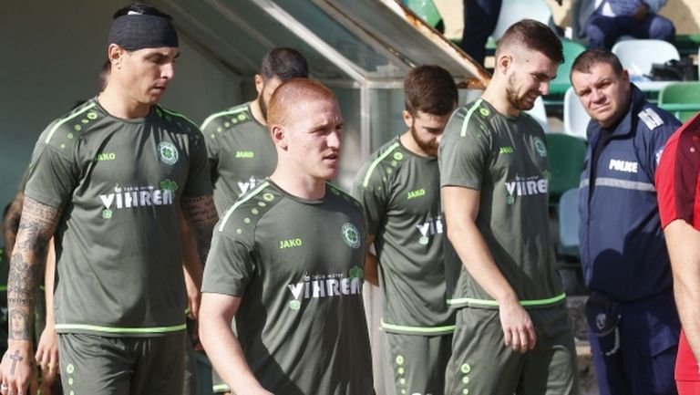 Вихрен подкрепи Беласица за отлагане на мача