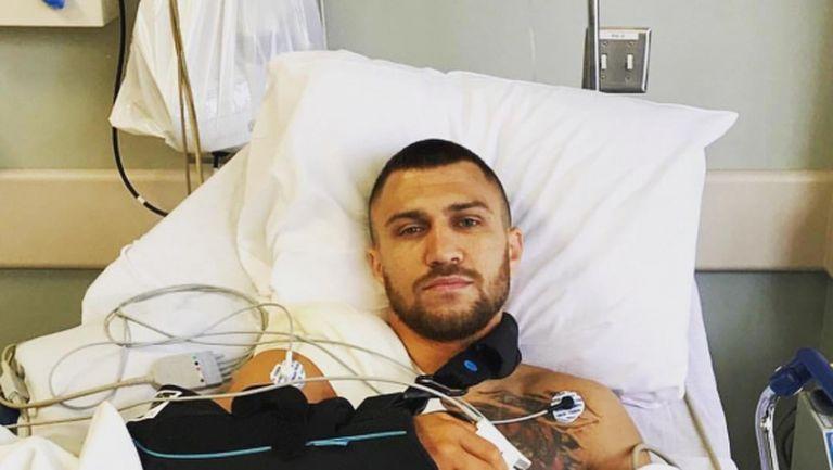 Ломаченко се подложи на операция