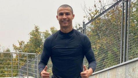 Кристиано няма да играе срещу Барса, даде нов позитивен тест