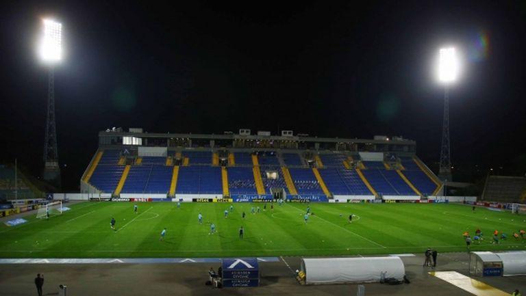 Левски пусна билетите за мача с Черно море