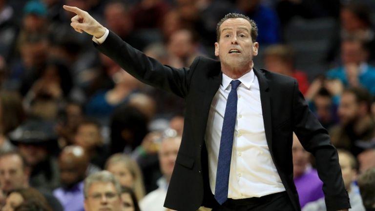 Бившият треньор на Бруклин е фаворит за позиция в щаба на Тайрон Лу