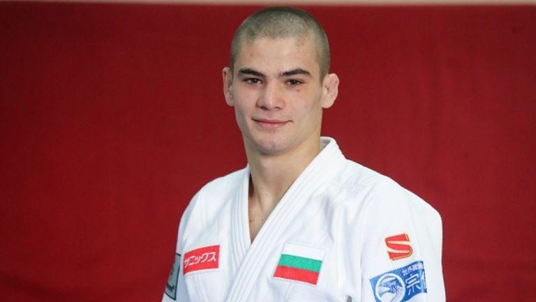 Убедителна победа за Марк Христов на старта на турнира от Големия шлем в Будапеща
