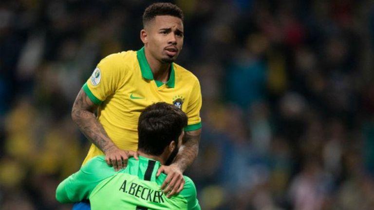 Невъзстановените Жезус и Алисон с повиквателни за националния тим