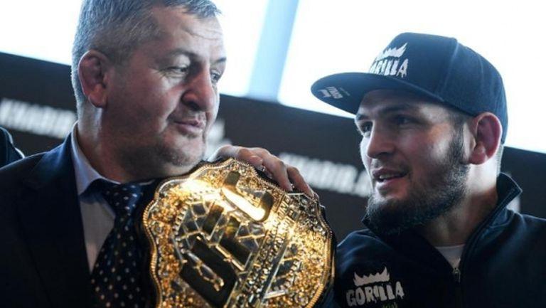 Хабиб: Обещах на покойния ми баща, че ще победя