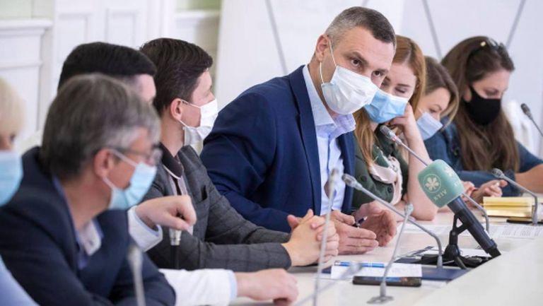 Виталий Кличко е с COVID-19 преди изборите за кмет на Киев