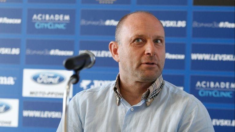 Тити: Тодоров е достоен човек, застана зад Левски и Сираков, когато най-много имаше нужда