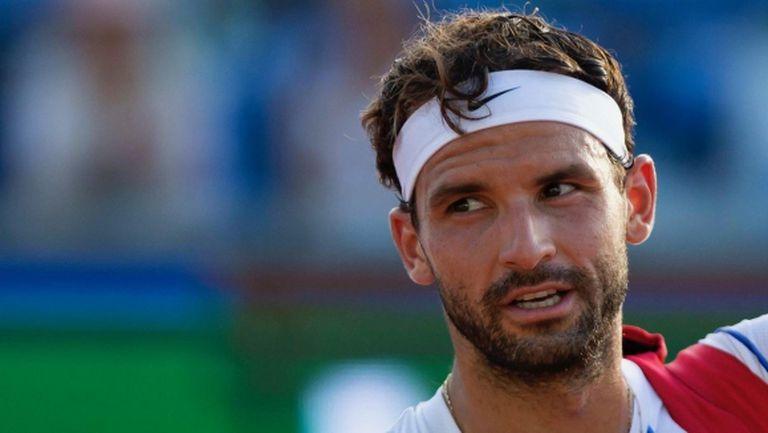 Григор Димитров запазва позиции в световната ранглиста