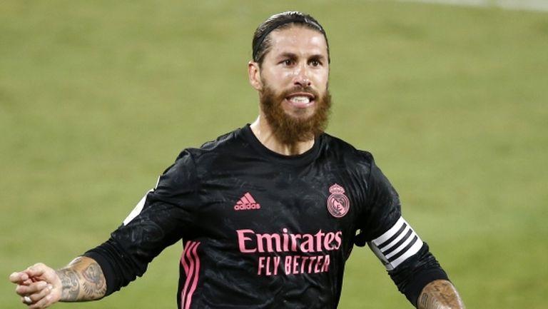 Реал Мадрид предлага на Рамос да остане още една година