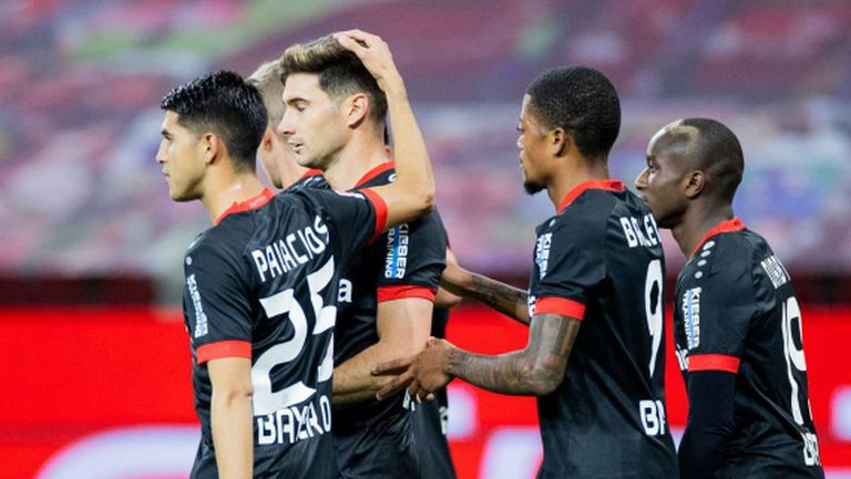 Байер (Леверкузен) взе втора победа за сезона (видео)