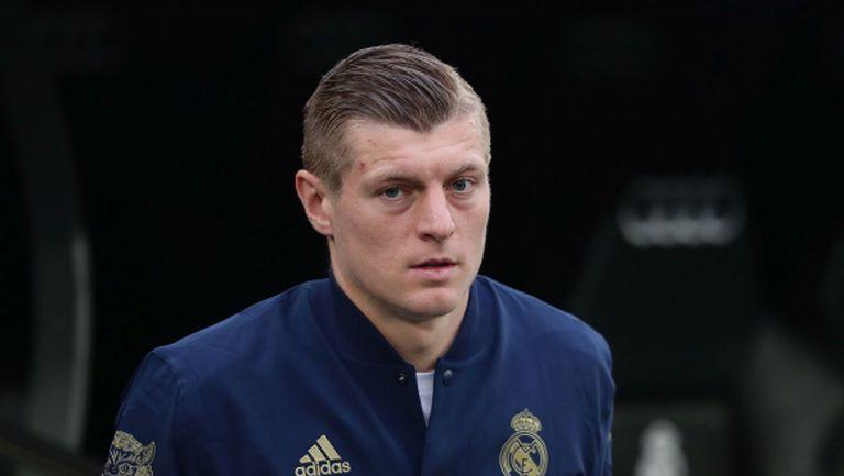 Кроос: Имал съм предложения, но не съм и помислял да напусна Реал