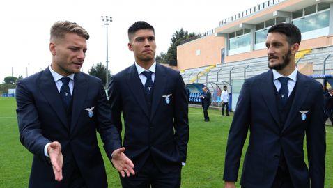 Нещо става в Лацио: 8 футболисти не се явиха за тренировка