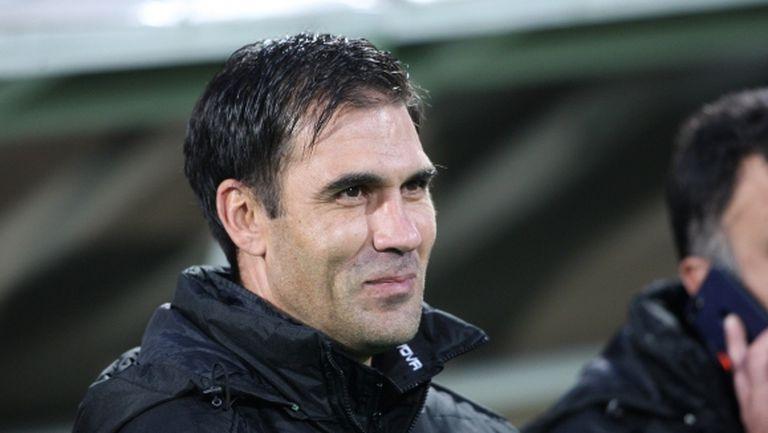 Желев: Всеки мач губим с 1 гол, отиваме в Благоевград да вземем нещо