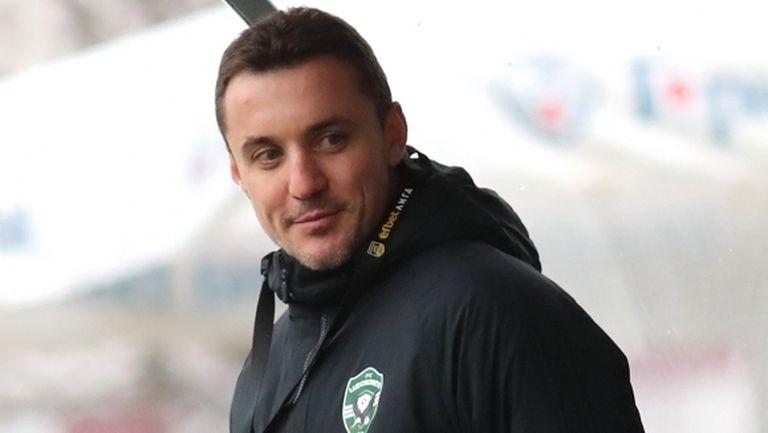 Генчев: Очаква ни труден мач, няма повишаване на духа след смяната на треньора (видео)