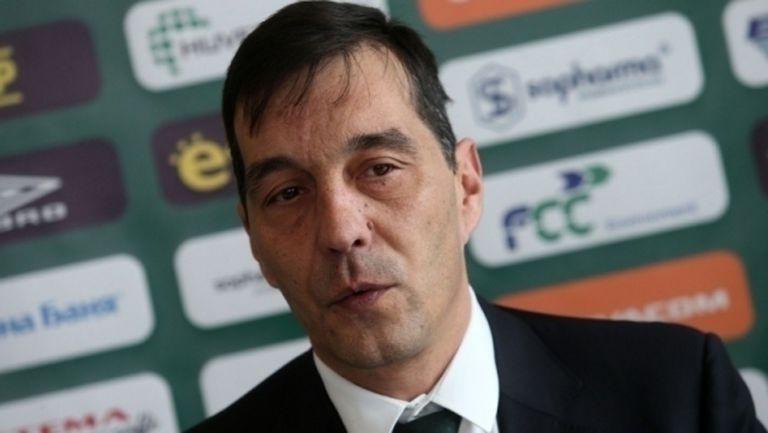 Петричев: Няма нищо около новия треньор, шансовете са 50 на 50 срещу ЛАСК