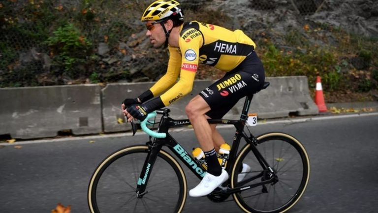 Том Дюмулен напусна Обиколката на Испания