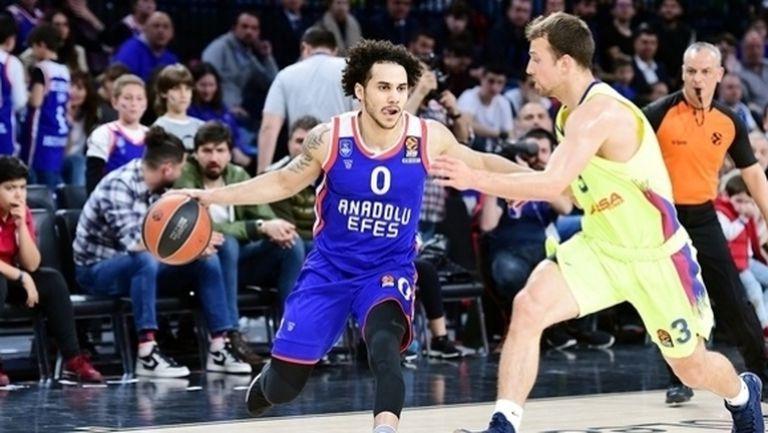 Ларкин получил оферта от НБА през лятото