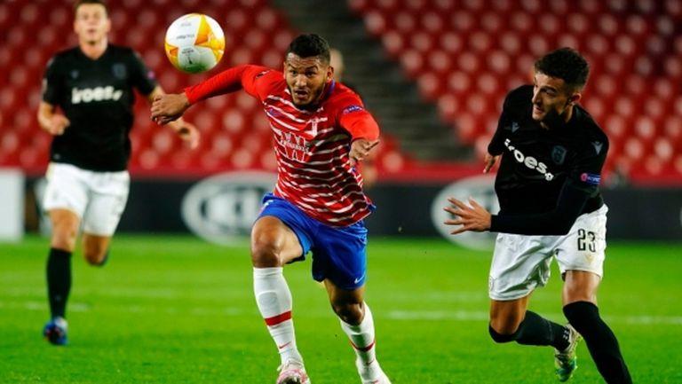 Гранада не успя да вкара гол на ПАОК