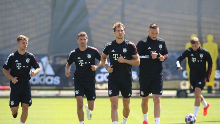 Двама от основните играчи на Байерн са готови за двубоя с Кьолн
