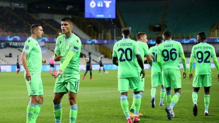 Още трима играчи на Лацио са със съмнение за коронавирус, Аталанта и Сасуоло обявиха за заразени