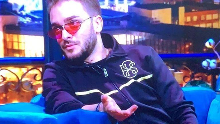 Криско стана рекламно лице на Христо Стоичков