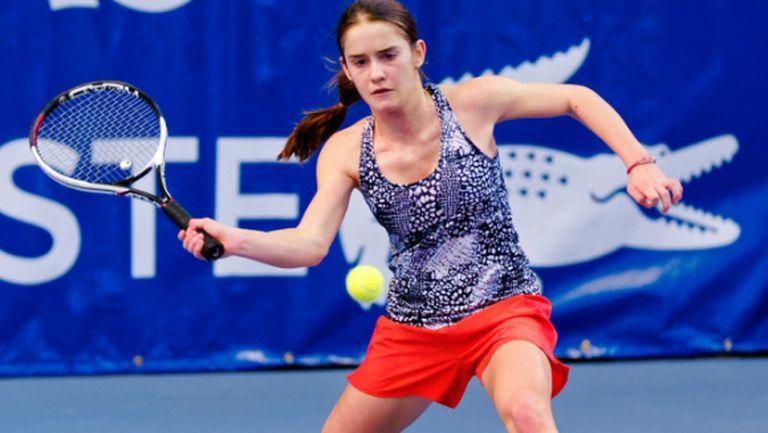 Катерина Димитрова загуби финала на двойки в Пазарджик