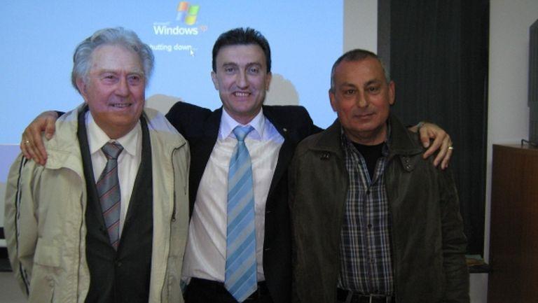 Съдийски шеф стана професор по футбол в Софийския университет