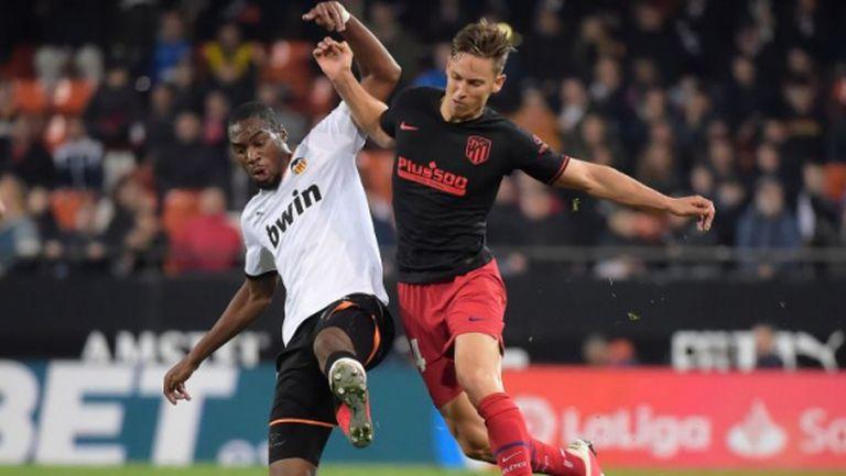 Кондогбия ще играе в Атлетико Мадрид, минава тестове утре