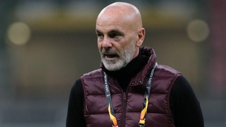 Пиоли: Не съм възхитен от този Милан, винаги съм вярвал в играчите си