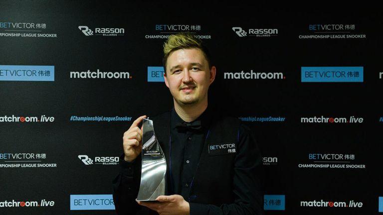 Кайрън Уилсън спечели Championship League за втори път през сезона