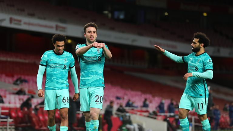 Ливърпул не остави никакви шансове на Арсенал и се завърна в битката за топ 4 (видео)