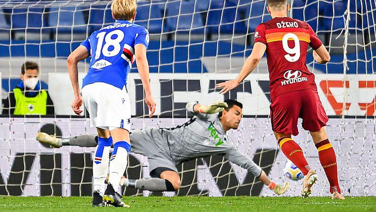 Слабото представяне на Рома продължава