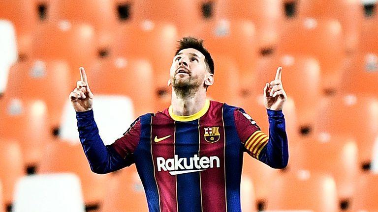 Барселона ще обяви новия договор на Меси на 24 юни
