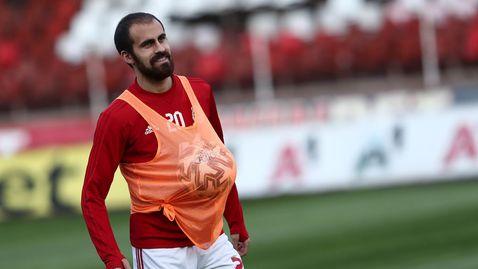 Тиаго ще бъде първи капитан на ЦСКА - София през новия сезон