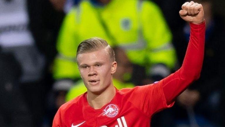 Ман Юнайтед предлага впечатляваща заплата, за да си осигури Холанд