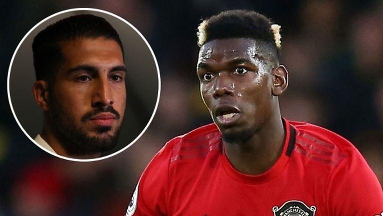 В Италия: Ман Юнайтед и Ювентус може да разменят Погба и Джан