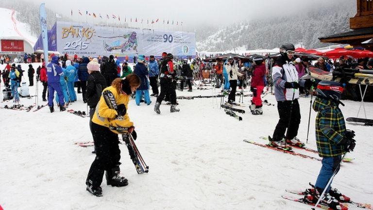Община Банско е осигурила безплатни ски-карти за близо петстотин деца