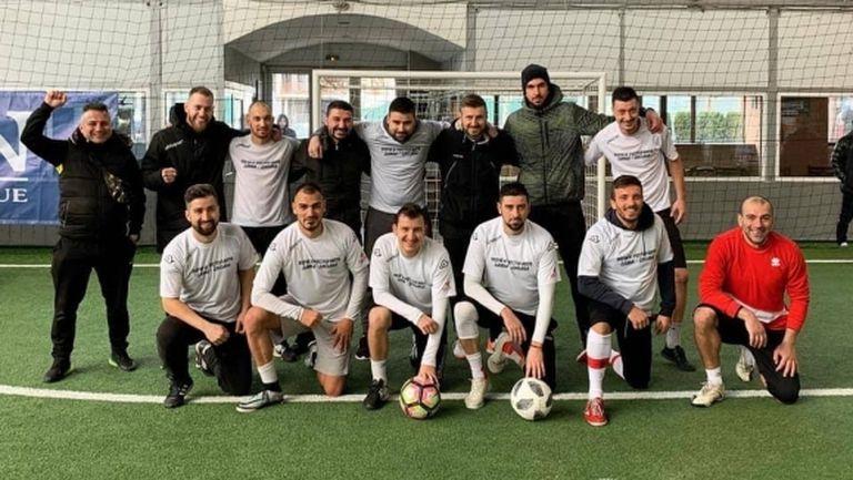 Тодор Неделев спечели турнир по минифутбол, Дани Кики стана №1