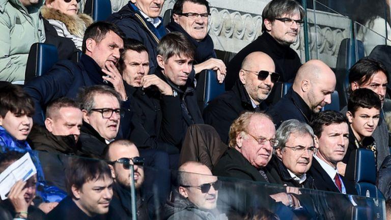 """Днес в тъжния Милан положението е """"всеки срещу всеки"""""""