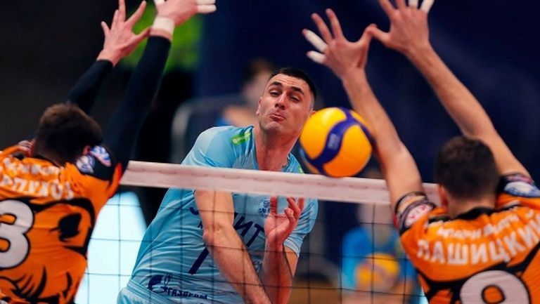 Цецо Соколов класира Зенит на финала за Купата на Русия (видео + снимки)