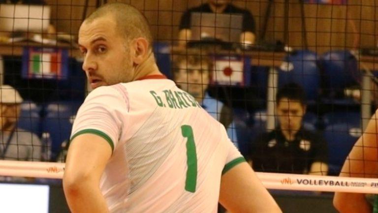 Георги Братоев започна подготовка с националите